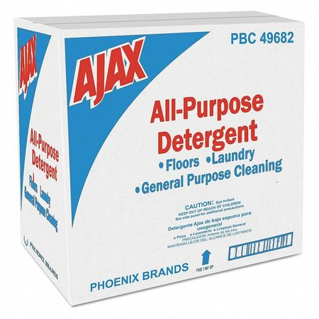 Powder Laundry Detergent,white,box,36lb.