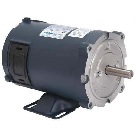 DC Permanent Magnet Motor 21.0A 12VDC by USA Leeson DC Permanent Magnet Motors