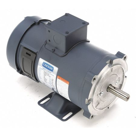 DC Permanent Magnet Motor 29.0A 24VDC by USA Leeson DC Permanent Magnet Motors