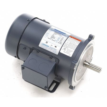 DC Permanent Magnet Motor 3/4 HP 90VDC by USA Leeson DC Permanent Magnet Motors
