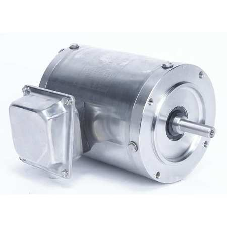 Washdown Motor 3/4 HP 1740 RPM by USA Leeson DC Washdown Motors
