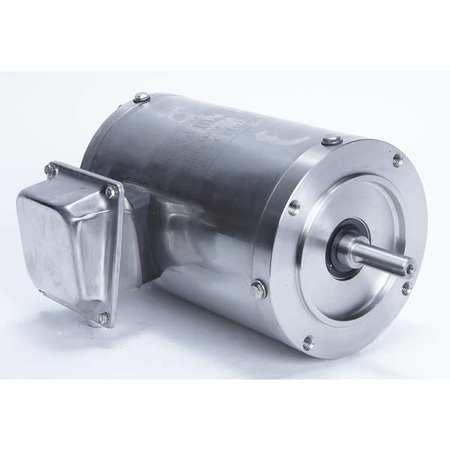 Washdown Motor 3/4 HP 1140 RPM by USA Leeson DC Washdown Motors
