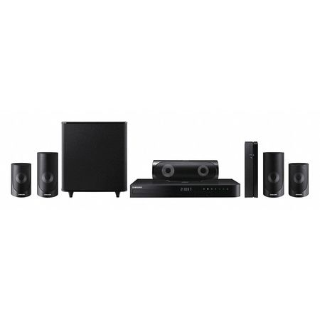Home Theater System 6 45/64in.H x 4in.L by USA Samsung Audio Speakers