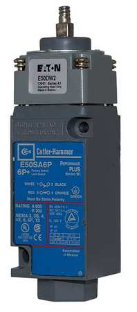 Heavy Duty Limit Switch Model E50BW26P by USA Eaton Electrical Limit Switches