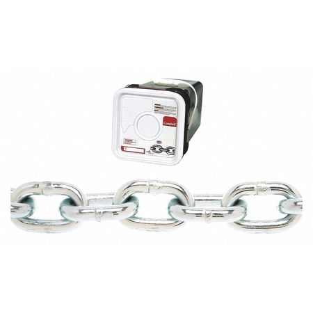 Campbell Chain 75ft 5/16in Proof Coil Zinc Plated