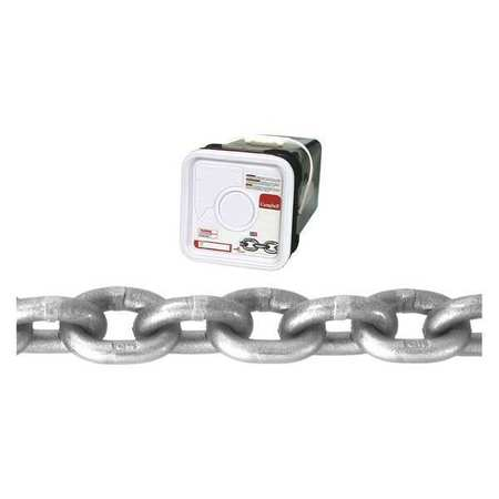 Campbell Chain 60ft 5/16in High Test Self Colored