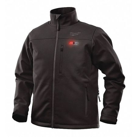 M12 Mens Jacket, S, Black, 40 Chest Size