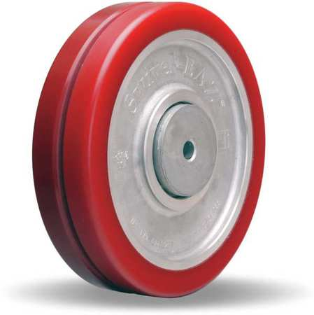 Value Brand Caster Wheel Polyurethane 8 in. 2300 lb.