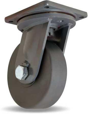 Hamilton Plate Caster Swivel Nylon 10 in. 8200 lb.