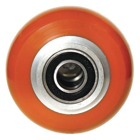 Value Brand Caster Wheel Polyurethane 4 in. 650 lb.