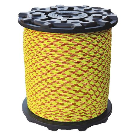 All Gear Climbing Rope PES 7/16 In. dia. 600 ft L