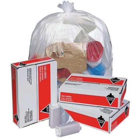 Trash Bags, 16 Gal., 5 Micron, Pk1000