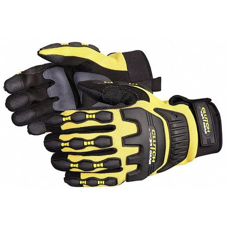 PVC Mechanics Gloves