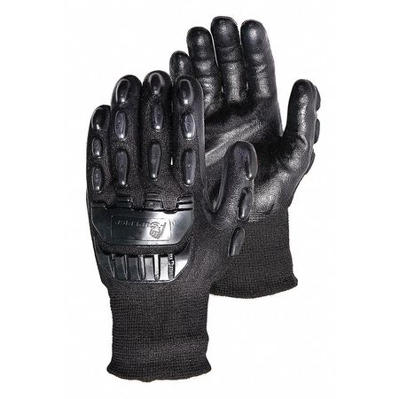 Unlined Nitrile Cut Resistant Gloves