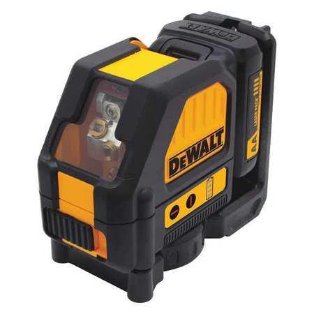 DeWalt DW088LR 12V Cross Line Laser, Red