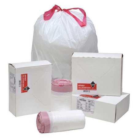 PK250 16 Micron Tough Guy Trash Bags 45 gal
