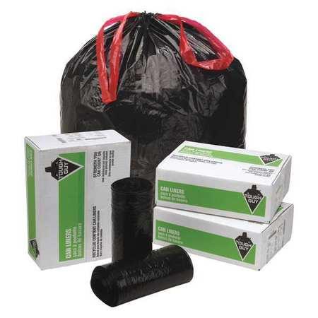 16 Micron Tough Guy Trash Bags PK250 45 gal