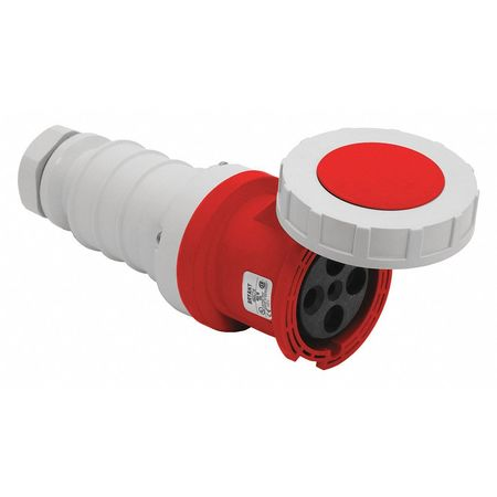 Pin and Sleeve Connector Red 10.0 HP by USA Bryant Electrical Pin & Sleeve Devices