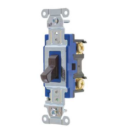 Switch Brown 3 Way Switch 1/2 to 2 HP by USA Bryant Electrical Wall Switches