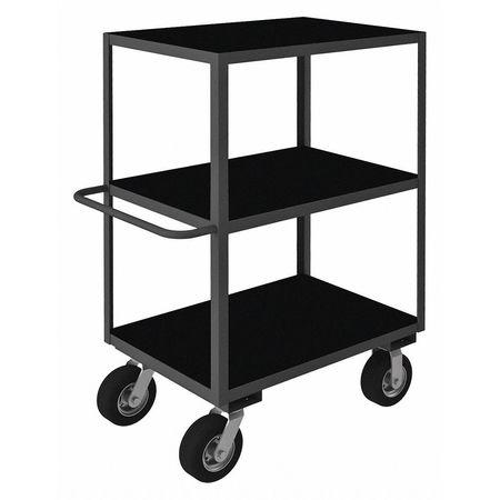 Value Brand Three-Shelf Instrument Cart 1200 lb. Type RICNM-243645-3-95