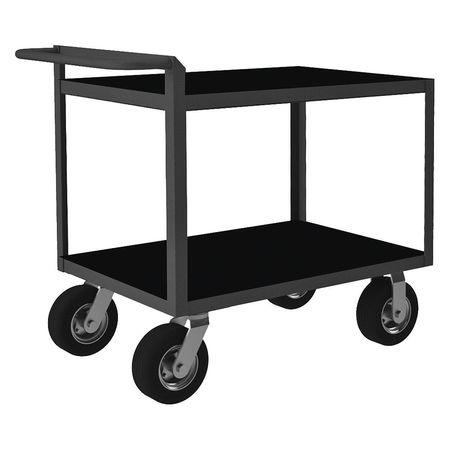 Durham Welded Utility Cart 1200 lb. Type RSCR243638ALDRM8PN95