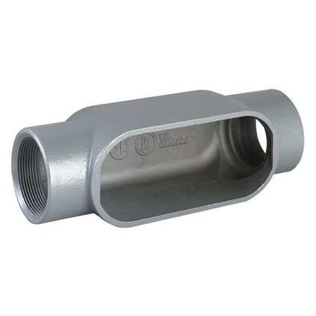 Conduit Body 19.5 cu. in Capacity C Body by USA Hubbell Killark Electrical Conduit Bodies & Covers