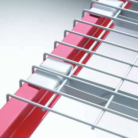 Structural Channel Pallet Racks Wire Decking