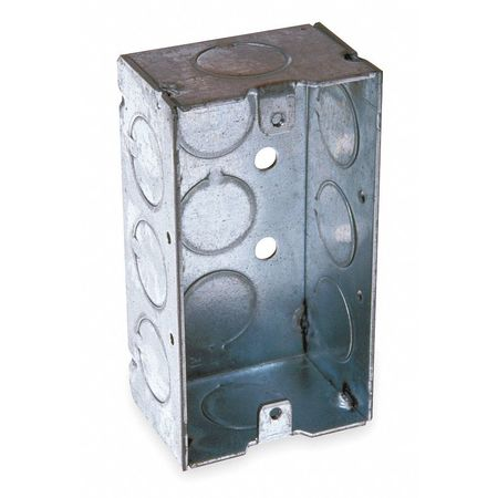 Electrical Box Handy 16.5 cu. in. Model 670RAC by USA Raco Electrical Boxes