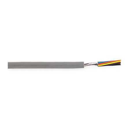 Comm Cable Shielded 24/10 500 Ft. by USA Carol Communication Cables
