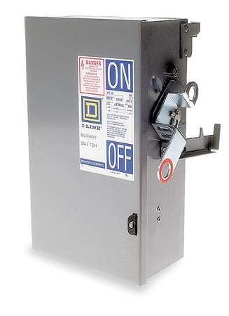 Bus PlugIn Unit 200A 600V 3P 4G W 3Ph PS by USA Square D Circuit Busbars & Bus Plugs
