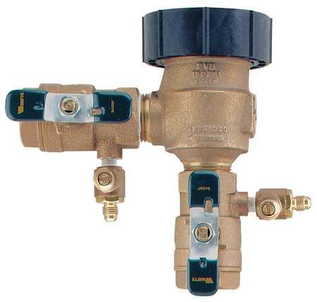 Anti-Siphon Backflow Preventer,Watts 800 -  1 LF 800M4QT-1