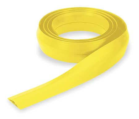 Cable Protector 1 Channel Yellow 25 ft.L Model FT4Y25 by USA Hubbell Kellems Electric Cable Protectors