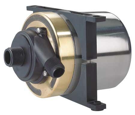 Pump,6-1/4 In. L,4-1/2 In. W,4-1/2 In. H