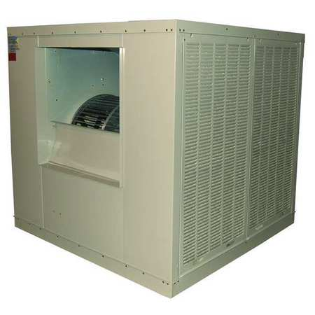 Ducted Evaporative Cooler,16,000 cfm -  CHAMPION, 7K583