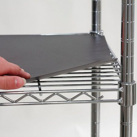 Industrial Wire Shelf Liners