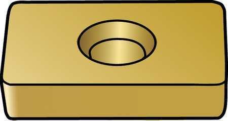 Sandvik Coromant Milling Insert RA216 16 03 M M 1030 Min
