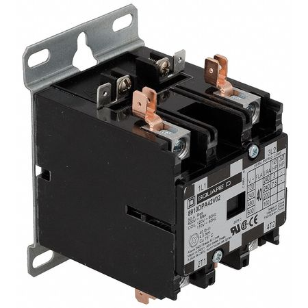 Definite Purpose Contactors,  24VAC
