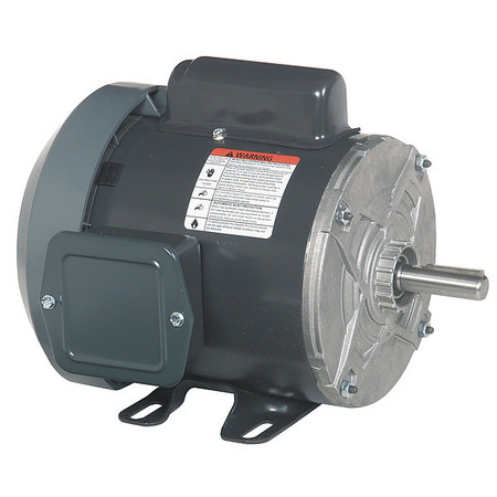 GP Mtr CS TEFC 1/3 HP 1725 rpm 48 by USA Dayton General Purpose Capacitor Start AC Motors
