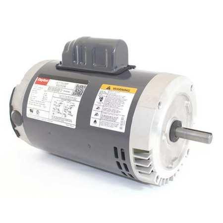 Dayton Motor 1 5 Hp Jet Pump 5k469