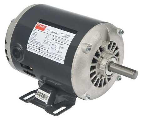 Mtr 1/2HP 1725RPM 115V by USA Dayton General Purpose Split Phase AC Motors