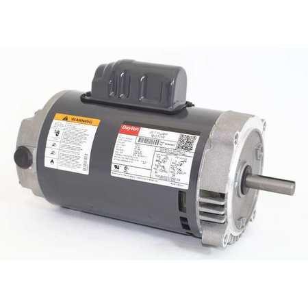 Dayton Motor 1 Hp Jet Pump 5k659