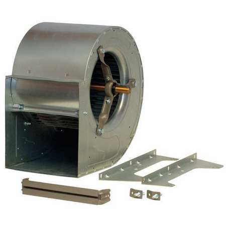 Double Inlet Full- and 3/4-Width Forward Curve Belt-Drive Blowers