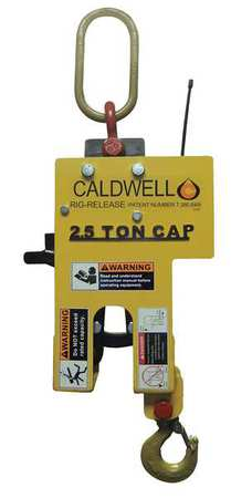 Caldwell Radio Controlled Release Hook 5T