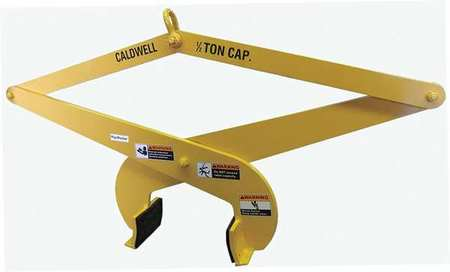 """Caldwell Slab Tong 1000 Lbs. Load W6"""" to 10"""