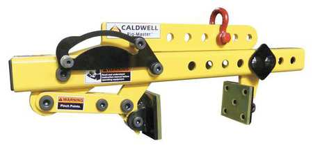 Caldwell Adjustable Concrete Clamp 1100 Lbs.