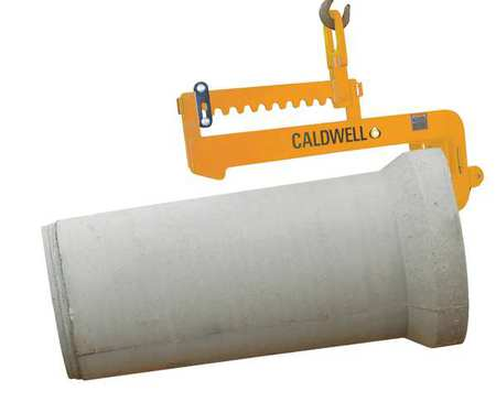 Caldwell Leveling Concrete Pipe Lifter 3000 Lbs.
