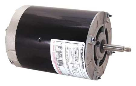 Pump Mtr Split Ph 1 HP 3450 115V 48Y ODP by USA Century Pool Pump Motors