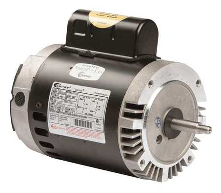 Pool Motor 1/2 HP 3450 RPM 115/230VAC by USA Century Pool Pump Motors