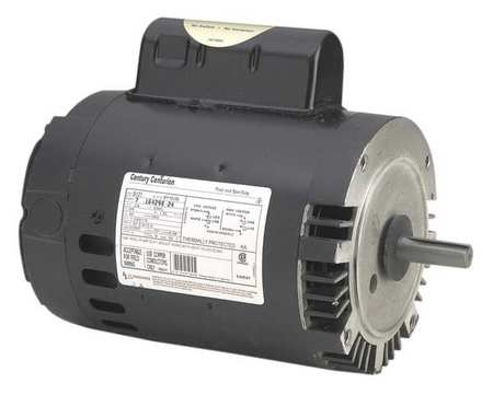 Pool Motor 1.5 1/5 HP 3450/1725 RPM 230 by USA Century Pool Pump Motors