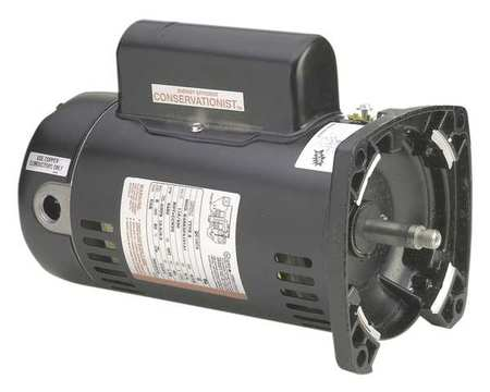 Pump Motor 1 1/2 HP 3450 115/230 V 48Y by USA Century Pool Pump Motors